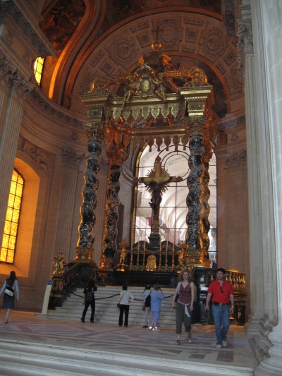 Picture of the Eglise du Dome