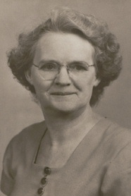 Lillian Savannah Bowden, as a grandmother