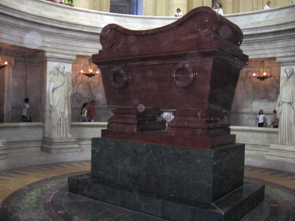 Picture of Napoleon's Casket