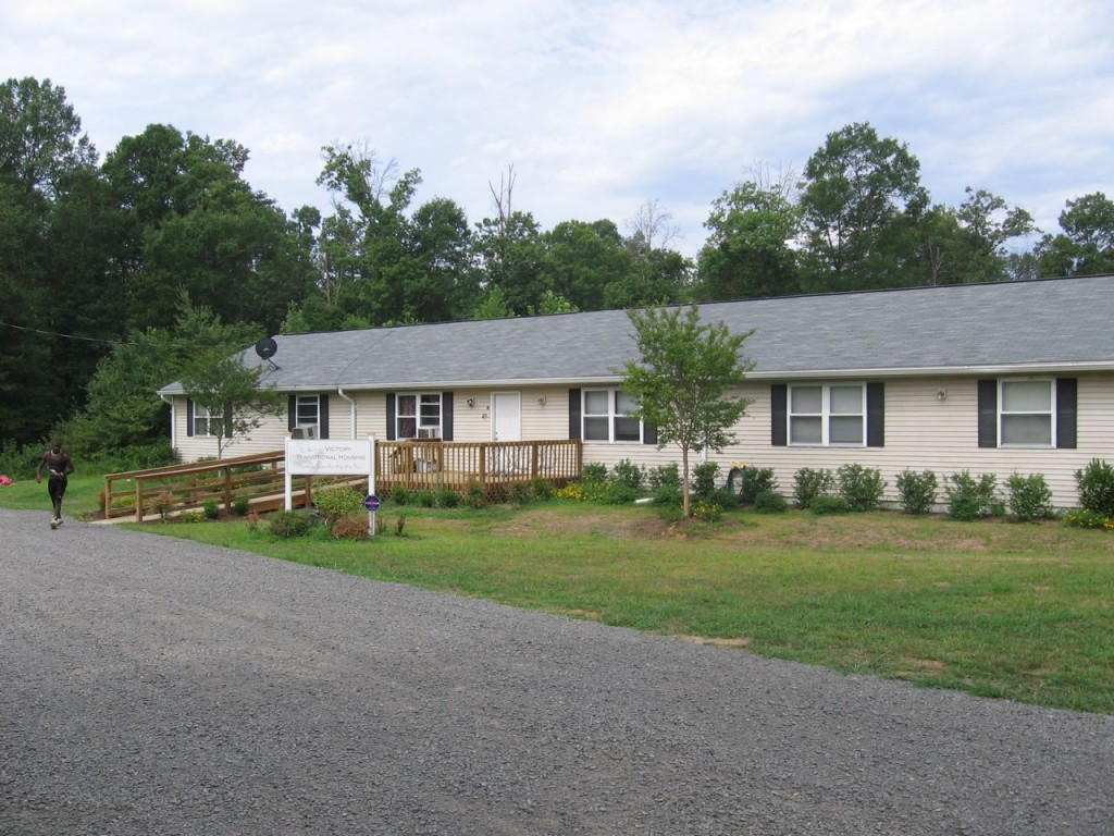 Transitional Housing at Community Touch in Bealeton, Virginia