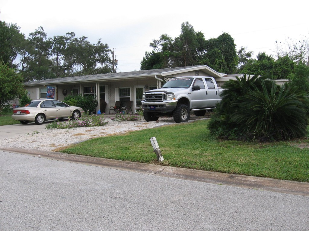 Hard to believe I lived here (Capri Drive in Ormond Beach)
