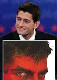 The Devil in Paul Ryan's hair