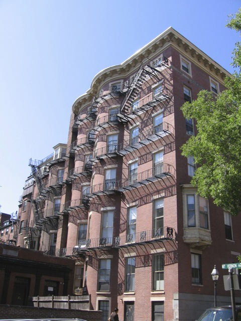 Beacon Hill - you can't afford to live here