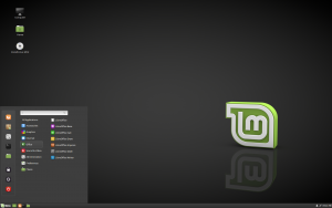 Linux Mint (Cinnamon edition)